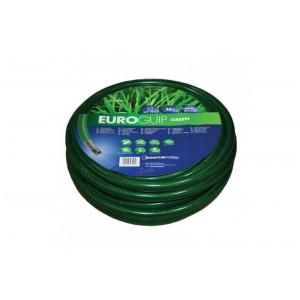 Шланг садовый Tecnotubi Euro Guip Green для полива диаметр 1/2 дюйма, длина 20 м