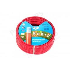 Шланг поливочный Presto-PS садовый Rubin диаметр 3/4 дюйма, длина 20 м