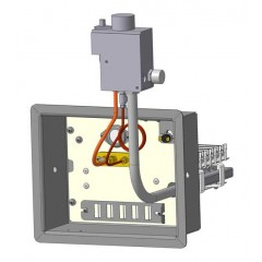 Газогорелочное устройство АРБАТ ТК-10 (для печей)