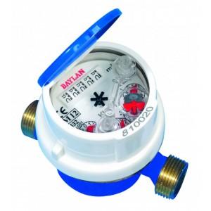 Счетчик для холодной воды GIDROTEK DN15