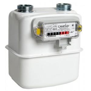 Газовый счетчик Самгаз G-2,5T