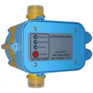 Электронное реле давления EUROAQUA SKD–1 (автоматическая перезагрузка)