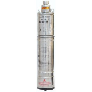 Насос Скважинный Euroaqua 4 QGD 2,5 - 100 - 0,75 kw