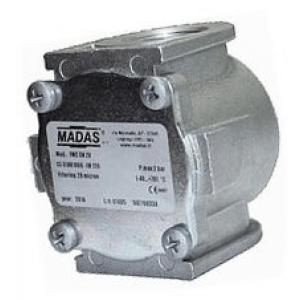 Газовый фильтр MADAS FMC (DN=15, компактная версия)