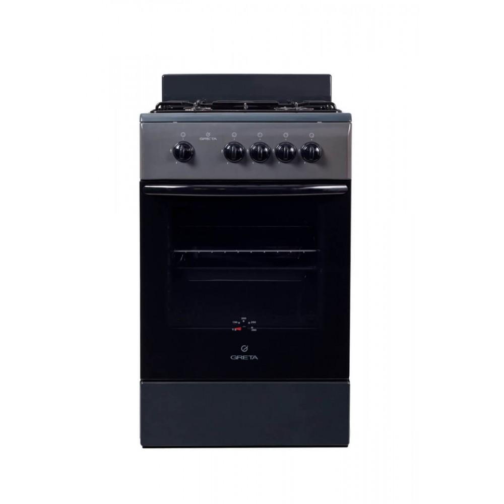 Газовая плита GRETA 1470-00-17 (серая)