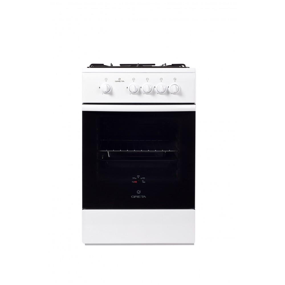 Газовая плита GRETA 1470-00-20 (белая)