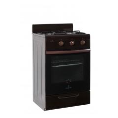 Газовая плита GRETA 1201-10 (коричневая)