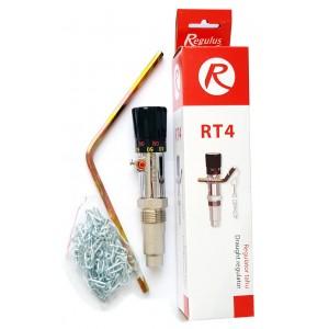 Регулятор тяги для котла Regulus RT4 (регулятор температуры для твердотопливных котлов)