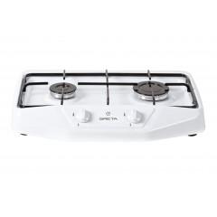 Настольная плита GRETA-1103 (белая, таганок)