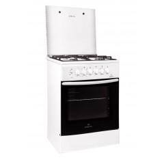 Комбинированная плита GRETA 600-ГЭ-00 (белая)