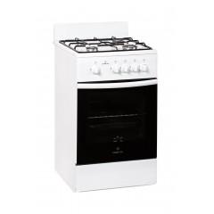 Газовая плита GRETA 1470-00-17 (белая)