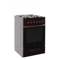 Электроплита GRETA 1470-Э-07 (коричневая)