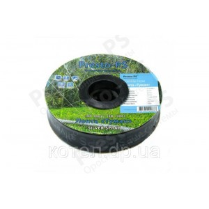 Шланг туман Presto-PS лента Silver Spray длина 200 м, ширина полива 5 м, диаметр 25 мм