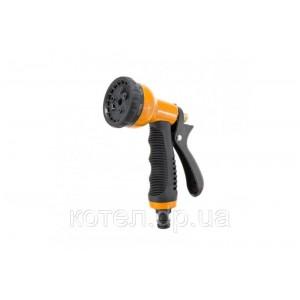 Пистолет для полива Presto-PS насадка на шланг металл (7204)