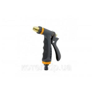 Пистолет для полива Presto-PS насадка на шланг металл (7206)