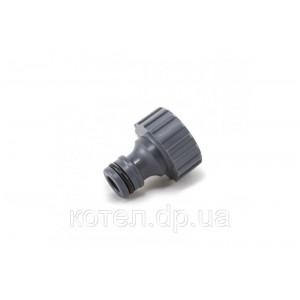 Фитинг Presto-PS адаптер под коннектор с внутренней резьбой 1 дюйм, (5811)