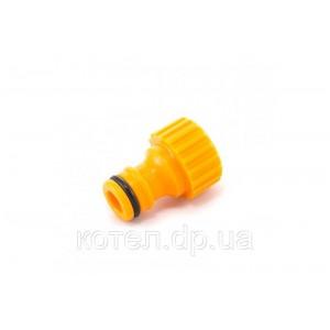 Фитинг Presto-PS адаптер под коннектор с внутренней резьбой 1/2 дюйма, в упаковке - 25 шт. (5705)