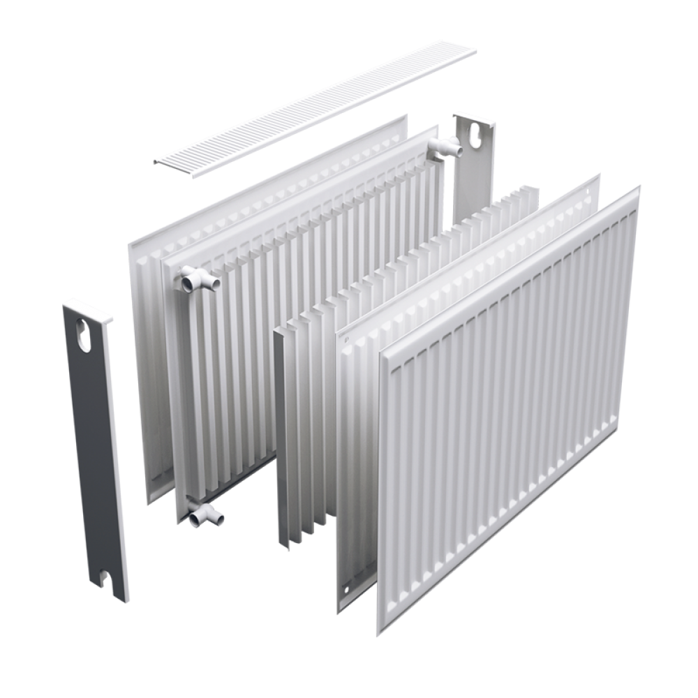 Cтальной радиатор Розма 22 (500х400)