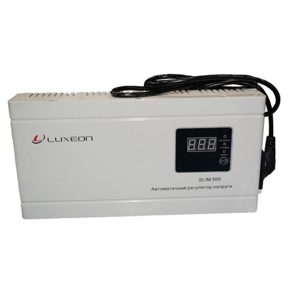 Стабилизатор напряжения luxeon slim 2000