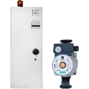 Электрический котел ТермоБар Ж7-КЕП-18 (с насосом)