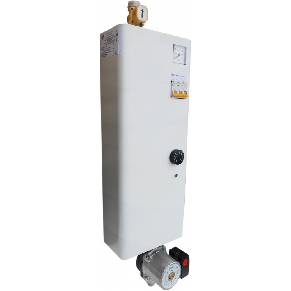 Электрический котел ТермоБар Ж7-КЕП-24 (с насосом)