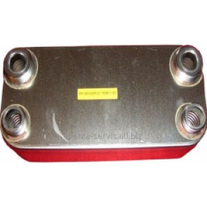 Пластинчатый вторичный теплообменник HERMANN - THESI 18Пл