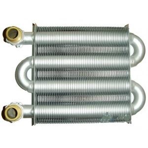 Монотермический теплообменник (рабочая длина - 170, ширина - 180, подсоединение G3/4 )
