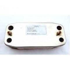 Пластинчатый вторичный теплообменник ZILMET 10 пластин ARISTON UNO