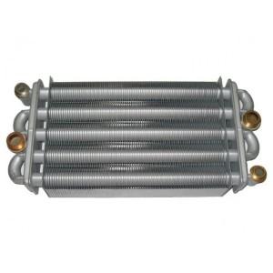 Битермический теплообменник (длина - 270, ширина - 180, подсоединение G3/4, G1/2) NOVA FLORIDA