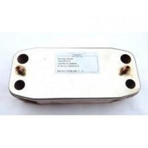 Пластинчатый вторичный теплообменник ZILMET 16 пластин ARISTON UNO
