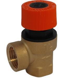 Клапан предохранительный (подсоединение - 1/2) 3bar