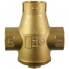 Термостатический смесительный вентиль TSV3B, DN 25 3X G 1 F 55°C