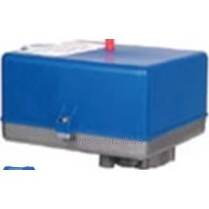 Сервопривод для клапанов Серии 1000 от DN65 Управление трёхточечное ON/OF 50Hz 230V угол поворота 90*, P - 3,86W. Устанавливающе момент 20 N/m, Время разворота 220сек.