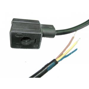 Кабель клапана EV2; 240B; 50Гц; L=1000мм