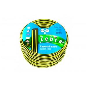 Шланг поливочный Presto-PS садовый Зебра диаметр 3/4 дюйма, длина 20 м